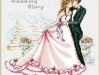 Kate Cross Stitch - Wedding Story (Asian)