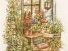 Lanarte 34563 - Summerhouse Window - ukážka obrázku